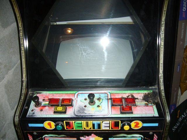 borne arcade occasion hs